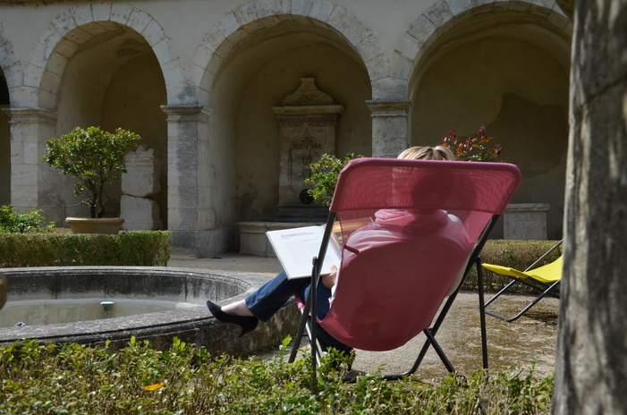 Journées du patrimoine 2019 - Des chaises longues au musée !
