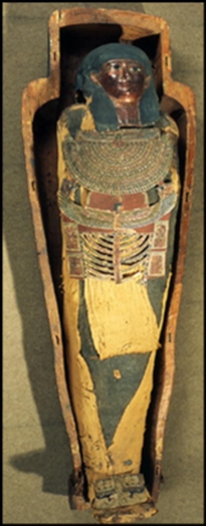 Nuit des musées 2019 -La momie de Djedhor