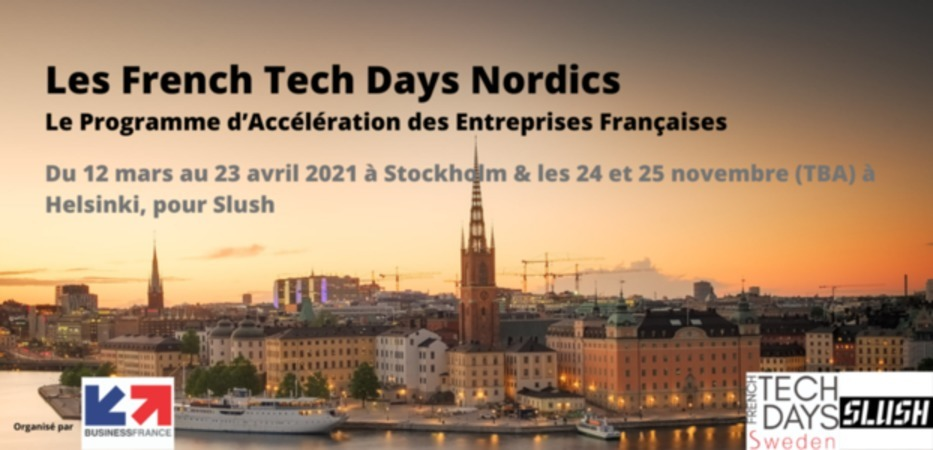 French Tech Days Nordics 2021 @ Slush