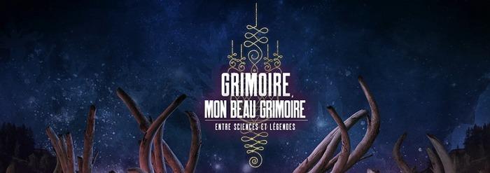 Visite virtuelle : Grimoire, mon beau Grimoire