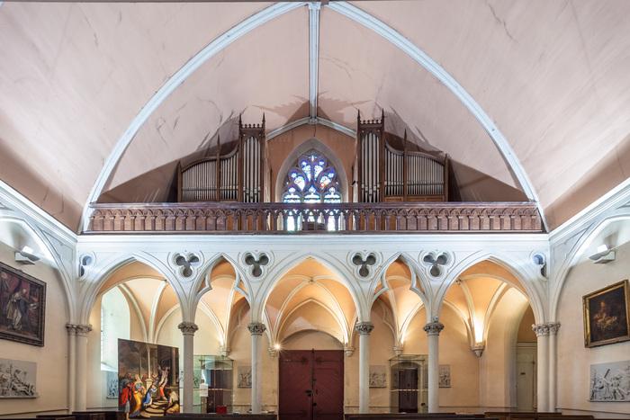 Journées du patrimoine 2020 - Découverte de l'orgue de l'église Saint-Urse