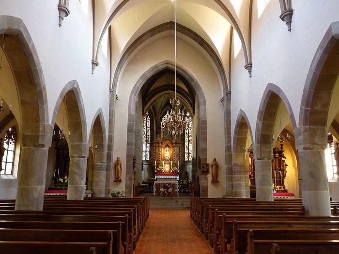 Journées du patrimoine 2019 - Visite libre de l'église Notre Dame de l'Assomption