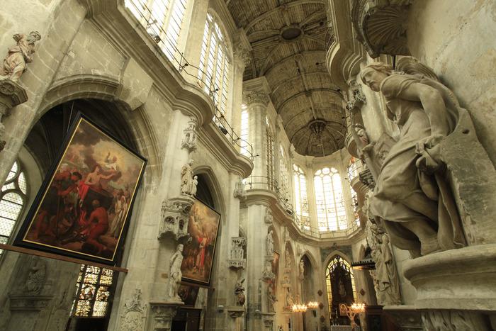 Journées du patrimoine 2019 - Visite libre de l'église Saint-Pantaléon
