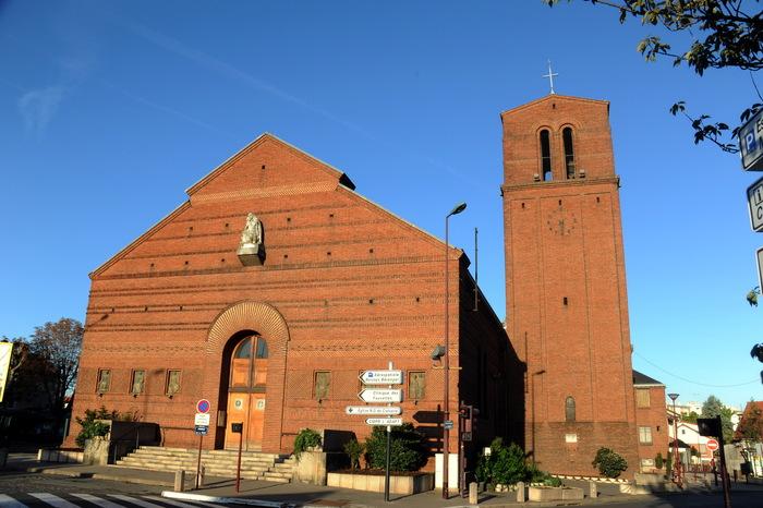 Journées du patrimoine 2020 - Visite guidée de l'église Notre-Dame-du-Calvaire