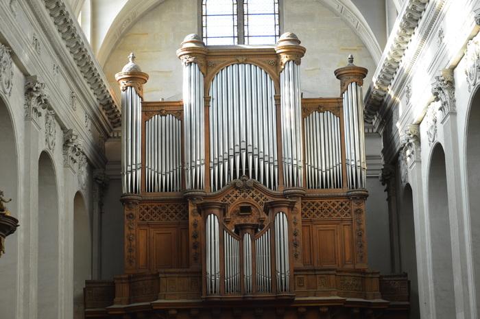 Journées du patrimoine 2020 - Visite commentée des orgues de Notre-Dame des Blancs-Manteaux