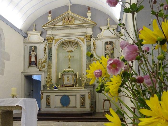 Journées du patrimoine 2020 - Visite de l'église Saint-Martin du Tiercent