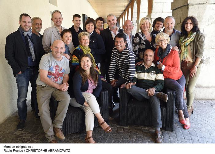 Journées du patrimoine 2019 - Visite guidée de votre radio France Bleu Pays de Savoie