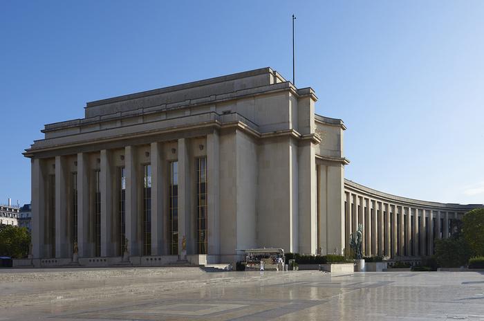 Journées du patrimoine 2020 - Visites croisées architecture : d'un palais à l'autre