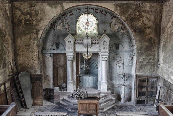 Journées du patrimoine 2019 - Visites commentées de la synagogue de Schirmeck
