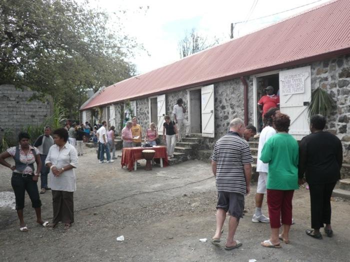 Journées du patrimoine 2019 - Les Calbanons de la Cafrine Quartier de Grand-Bois