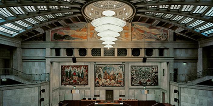 Journées du patrimoine 2019 - Exposition de dessins à l'occasion des 80 ans du Palais d'Iéna