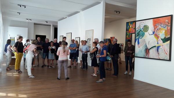 Nuit des musées 2019 -Visites-Flash