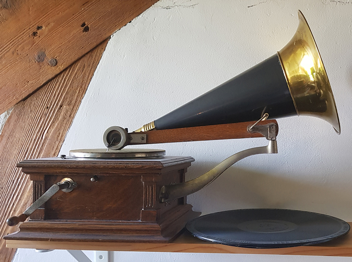 Journées du patrimoine 2020 - Aux origines du son enregistré : notre mémoire collective