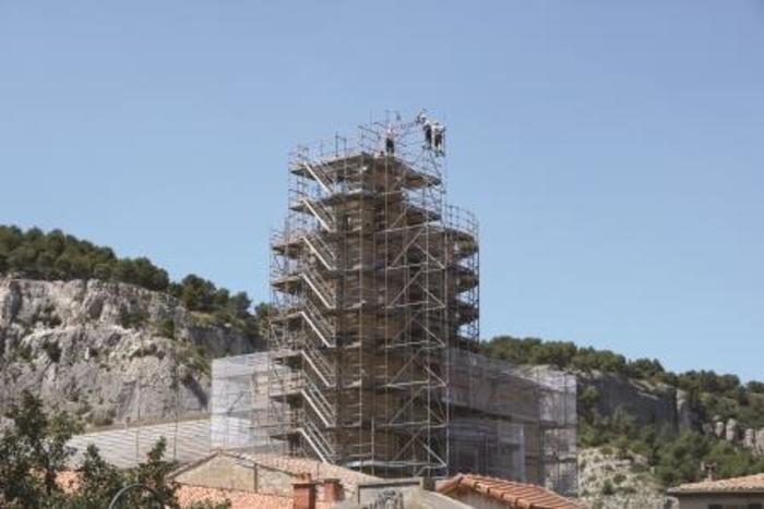 Journées du patrimoine 2020 - la cathédrale, quel chantier !