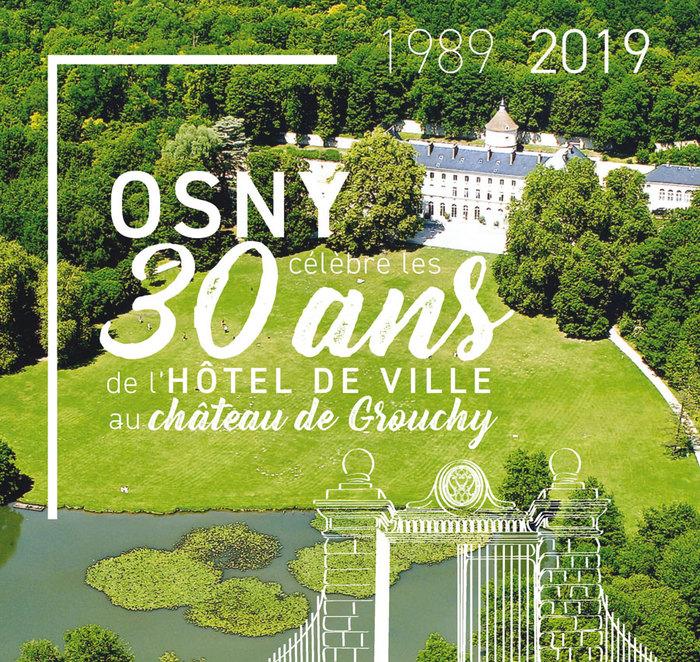 Journées du patrimoine 2019 - Les 30 ans de l'hôtel de ville dans le château de Grouchy