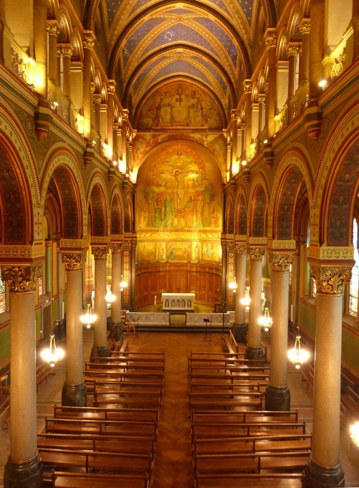 Journées du patrimoine 2019 - Visite libre de la chapelle