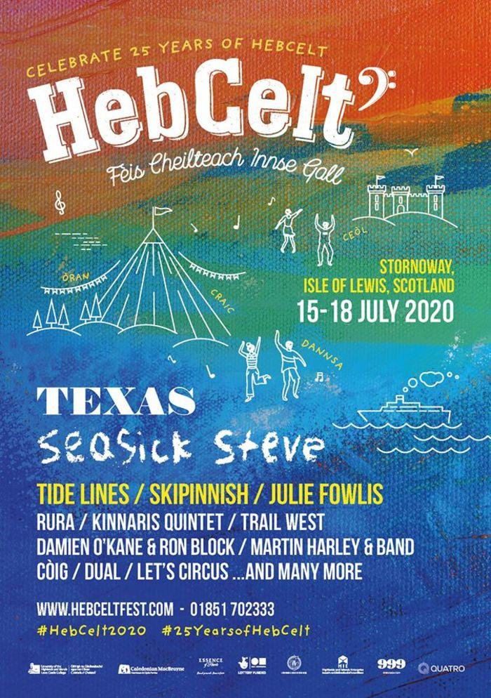 [ANNULE]  <strike>Hebridean Celtic Festival</strike>