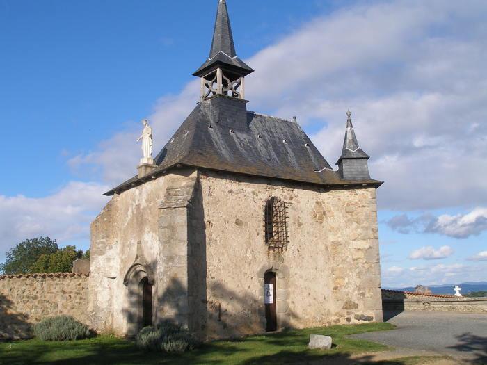 Journées du patrimoine 2020 - Chapelle Ste Barbe de Grézolles