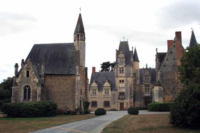 Journées du patrimoine 2020 - Visite libre du château du Percher