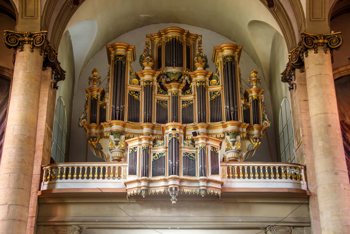 Journées du patrimoine 2019 - Concert et visite du buffet d'orgue