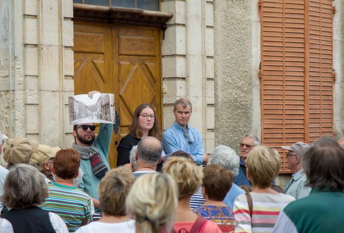 Journées du patrimoine 2020 - Visite guidée du Faubourg du Valleroy