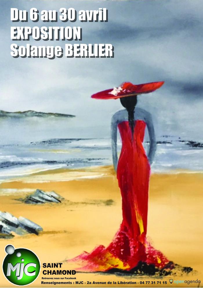 Exposition Solange Berlier