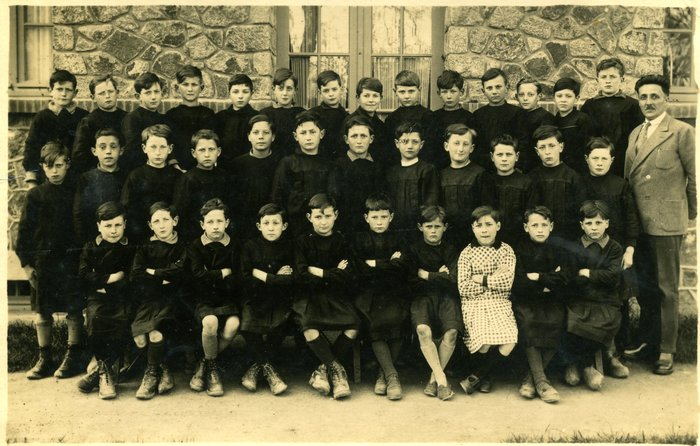 Journées du patrimoine 2019 - Exposition : La vie des écoles de St Bômer