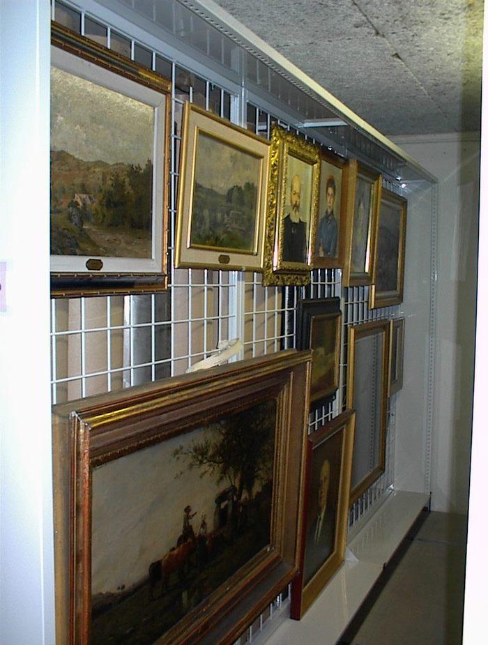 Journées du patrimoine 2019 - Découverte des réserves de musée