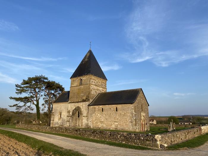 Journées du patrimoine 2020 - Visite libre de l'église romane de Malmy