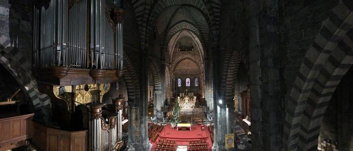 Journées du patrimoine 2019 - Concert d'orgue de la cathédrale d'Embrun