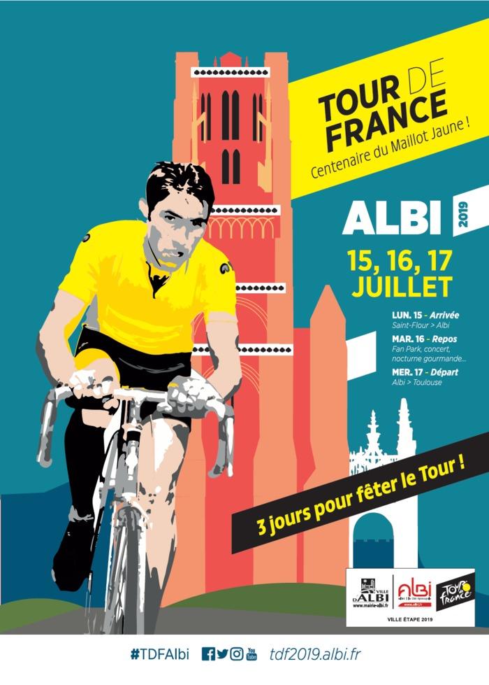 Saint-Flour / Albi
