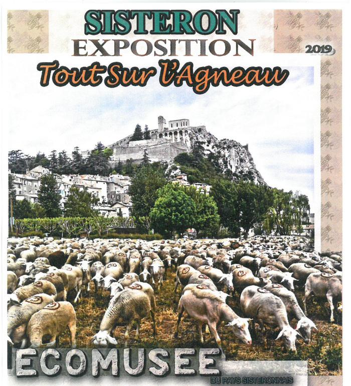 Journées du patrimoine 2019 - L'agneau s'expose!