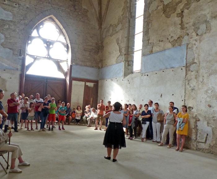 Journées du patrimoine 2020 - Visite commentée de Ste Eugénie