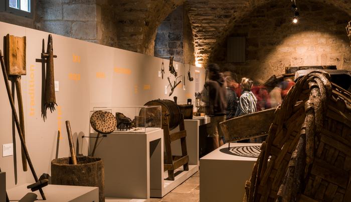 Journées du patrimoine 2020 - Vivez l'expérience Castanea : visite libre autour de la châtaigne