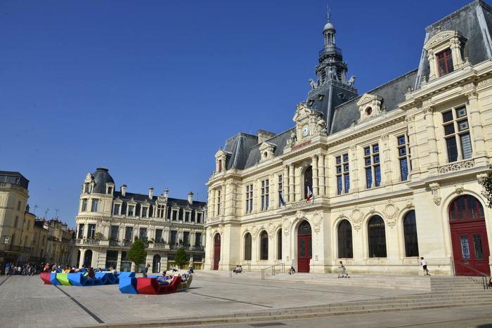 Journées du patrimoine 2020 - L'Hôtel de ville de Poitiers, le quiz !