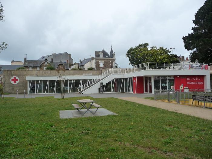 Journées du patrimoine 2019 - Musée du Blockhaus Hôpital