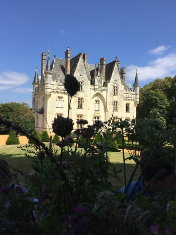 Journées du patrimoine 2019 - Visite et animation artistique au Château de Brignac