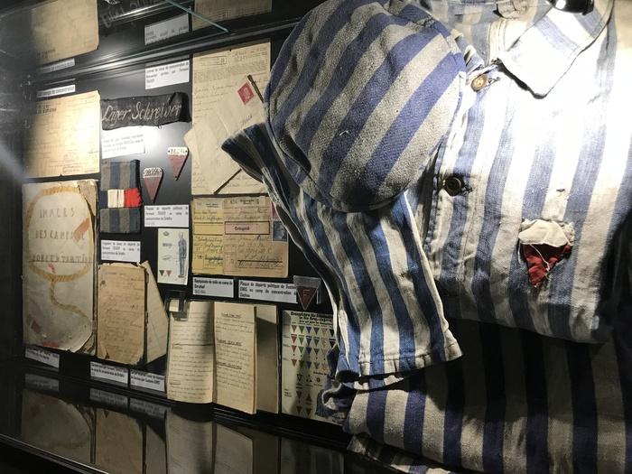 Journées du patrimoine 2019 - Exposition sur l'histoire du fort de Queuleu, les camps de concentration et l'annexion de la Moselle pendant la Seconde Guerre Mondiale