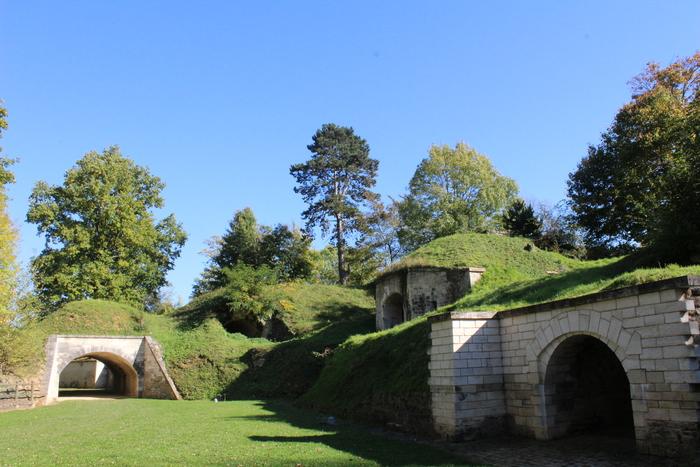 Journées du patrimoine 2020 - Visite du Fort de Condé