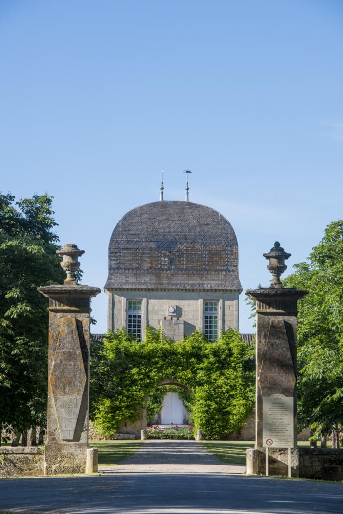 Journées du patrimoine 2020 - LIBOURNE (33) :  Visites guidées du château de Sales
