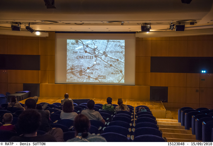 Journées du patrimoine 2019 - Projections de films