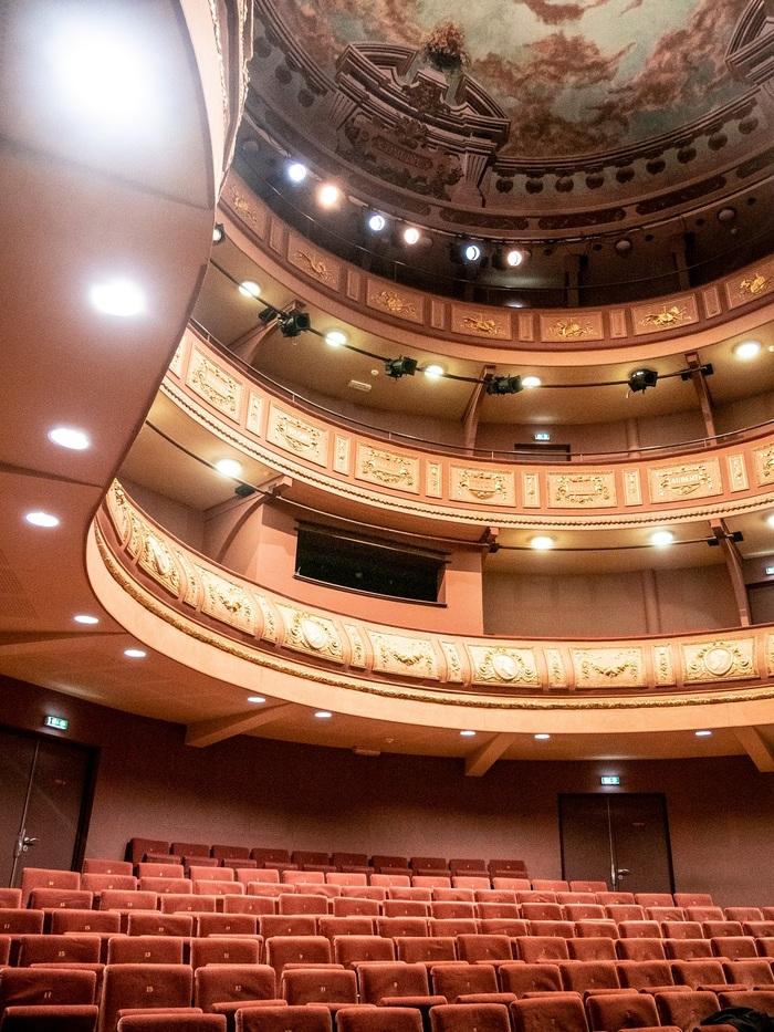 Journées du patrimoine 2020 - Visite guidée du Théâtre de la Ville de Valence