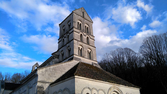 Journées du patrimoine 2020 - Visite libre de l'église d'Urcel