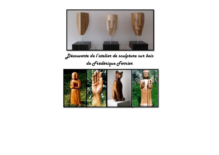 Journées du patrimoine 2020 - Atelier de sculpture sur bois