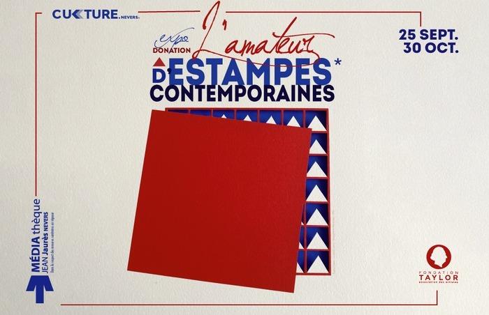 L'Amateur d'Estampes Contemporaines / Exposition
