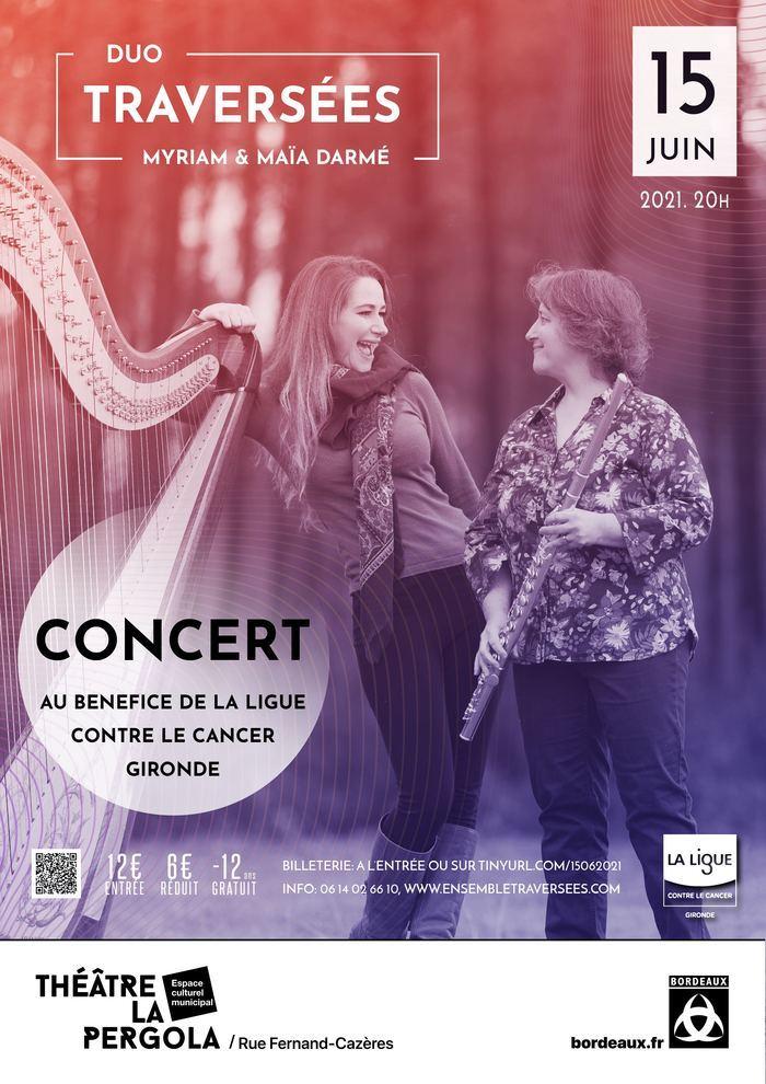 Concert du duo Traversées