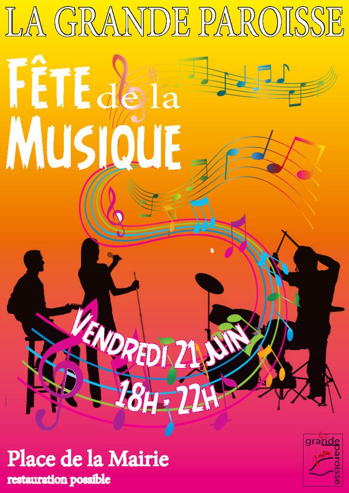Fête de la musique 2019 - Soirée musicale et festive