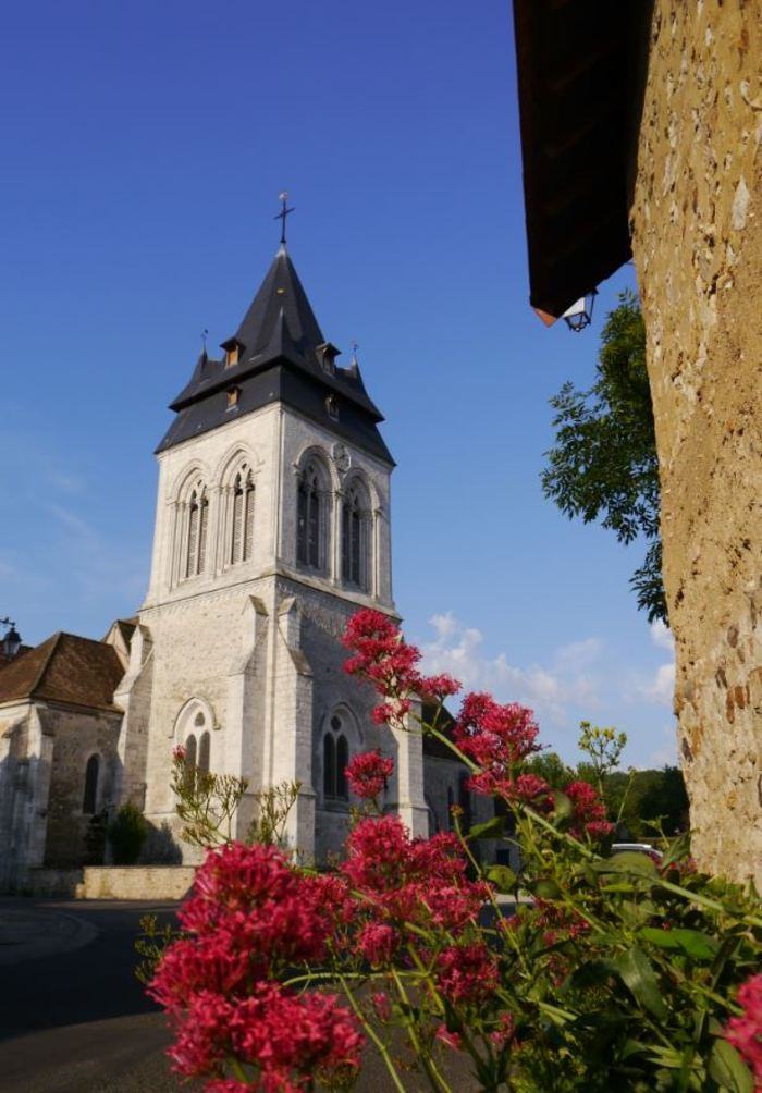 Journées du patrimoine 2020 - Visite de l'église et du clocher de Saint-Pierre d'Autils