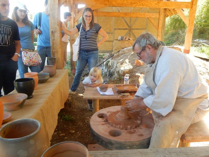 Journées du patrimoine 2019 - Ateliers artisanaux gallo-romains