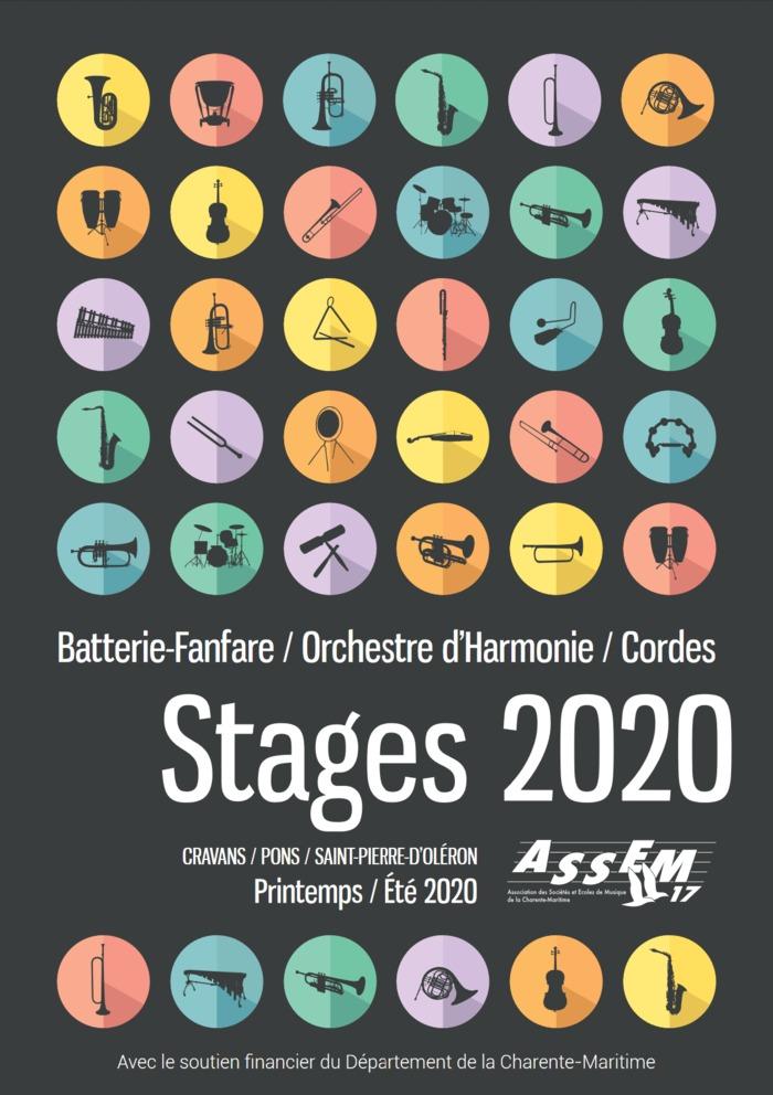 stage CORDES